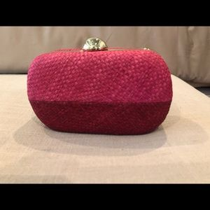 Banana Republic clutch with chain